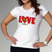 Bílé - Love Pop Art copy